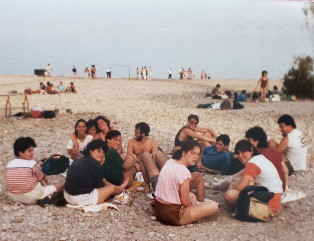 HU-Dead Sea Tiyul