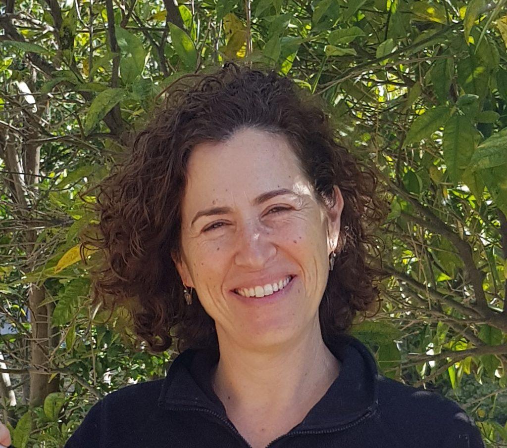 Yael Mandelik, Courtesy of Hebrew University